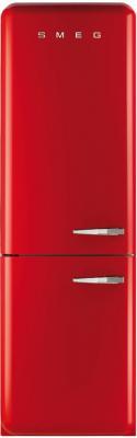 Холодильник с морозильником Smeg FAB32LRN1 - общий вид