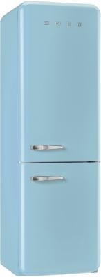 Холодильник с морозильником Smeg FAB32RAZN1 - общий вид