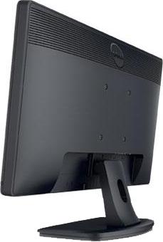 Монитор Dell E2213H - вид сзади
