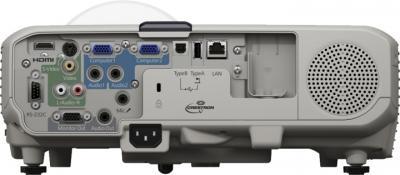 Проектор Epson EB-436Wi - вид сзади