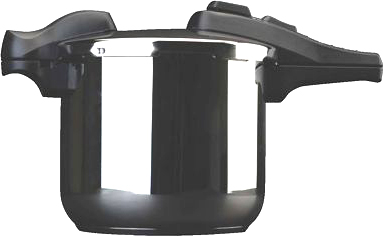 Кастрюля-скороварка BergHOFF 2800317 - общий вид