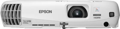 Проектор Epson EB-W16 - фронтальный вид
