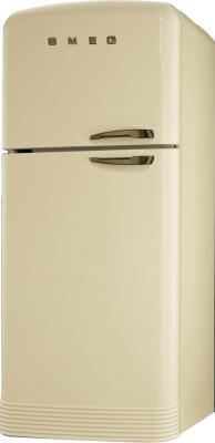 Холодильник с морозильником Smeg FAB50POS - общий вид
