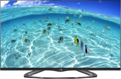 Телевизор LG 55LA660V - общий вид
