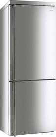 Холодильник с морозильником Smeg FA390X4 - общий вид