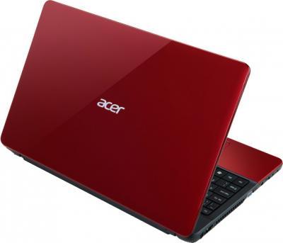 Ноутбук Acer Aspire E1-531-10052G50Mnrr (NX.M9REU.002) - вид сзади