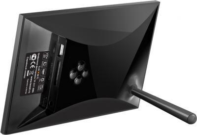 Цифровая фоторамка TeXet TF-317 (Black) - вид сзади