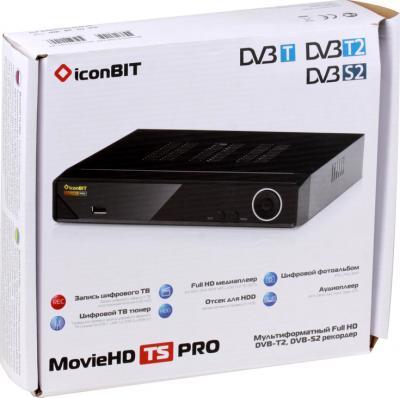 Медиаплеер IconBIT MovieHD TS PRO - коробка