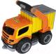 Детская игрушка Полесье Контейнеровоз ГрипТрак / 37435 (в коробке) -