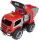 Детская игрушка Полесье Пожарный автомобиль ГрипТрак / 37442 (в коробке) -