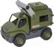 Детская игрушка Полесье Фургон военный КонсТрак / 49247 (в сеточке) -
