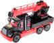 Детская игрушка Полесье Кран с поворотной платформой Mammoet / 56771 -