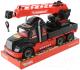 Детская игрушка Полесье Кран с поворотной платформой Mammoet / 57112 (в лотке) -
