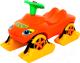 Каталка детская Полесье Мой любимый автомобиль / 44631 (оранжевый) -