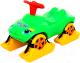 Каталка детская Полесье Мой любимый автомобиль / 44648 (зеленый) -