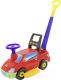 Каталка детская Полесье Пикап №2 / 63069 (красный) -