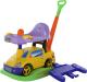 Каталка детская Полесье Пикап / 63083 (желтый) -
