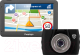 GPS навигатор Prestigio GeoVision 5059 / PGPS5059CIS04GBNV (+ видеорегистратор PCDVRR133) -
