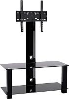 Стойка для ТВ/аппаратуры Arm Media Triton-02 (черный) -