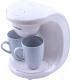 Капельная кофеварка Endever Costa-1040 (белый) -