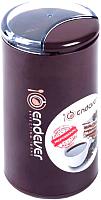 Кофемолка Endever Costa-1055 (коричневый) -