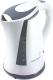 Электрочайник Endever Skyline KR-314 (черный/серый) -