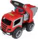 Детская игрушка Полесье Пожарный автомобиль ГрипТрак / 0872 (в сеточке) -