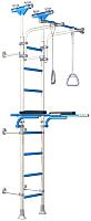 Детский спортивный комплекс Wallbarz Fitness ДСКМ-2-8.11.Г2.410.01-55 -