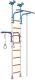 Детский спортивный комплекс Wallbarz Transformer ДСКМ-2-8.11.Т1.410.01-07 -