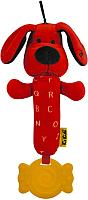 Развивающая игрушка K's Kids Погремушка-пищалка Патрик / KBA16268 -