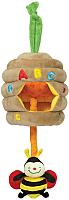 Развивающая игрушка K's Kids Пчелка мягкая музыкальная в улье / KA10323 -