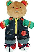 Развивающая игрушка K's Kids Медвежонок Teddy / KA10462 -