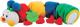 Развивающая игрушка K's Kids Гусеничка с прорезывателем / KA10494 -