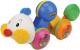 Развивающая игрушка K's Kids Гусеничка Нажми и догони / KA10545 -