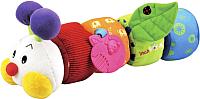 Развивающая игрушка K's Kids Гусеничка с прорезывателем / KA10604 -
