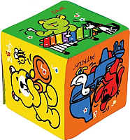 Развивающая игрушка K's Kids Музыкальный кубик / KA10664 -