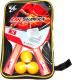 Набор для пинг-понга NoBrand 4223 -