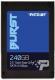 SSD диск Patriot Burst 240GB (PBU240GS25SSDR) -