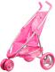 Коляска для куклы Gulliver Прогулочная 22-12042 (розовый) -