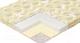 Наматрасник/защитный чехол EOS Лофт 160x200 (джерси) -