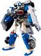 Робот-трансформер Tobot Полиция C / 301014 -