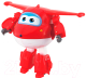 Робот-трансформер Super Wings Джетт Говорящий / YW710310 -