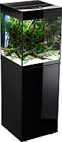 Аквариумный набор Aquael Glossy Cube Set / 115139 (черный) -
