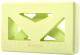 Блок для йоги Reebok RAYG-10035GN -