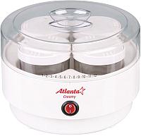 Йогуртница Atlanta ATH-1694 (белый) -