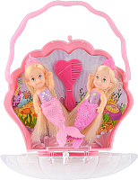Набор кукол Simba Маленькие русалочки-близняшки в ракушке / 105733765 -