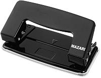 Дырокол Mazari Forte М-6950 (черный) -