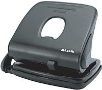 Дырокол Mazari Forte М-6954 (черный) -