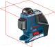 Нивелир Bosch GLL 2-80 P Professional (0.601.063.204) -