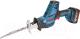 Профессиональная сабельная пила Bosch GSA 18 V-LI C Professional (0.601.6A5.002) -